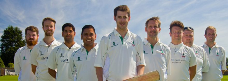 Park Hill Cricket team in Epsom and Ewell