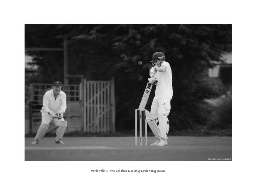 Park Hill Cricket in Epsom and Ewell
